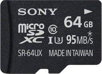 Sony microSDXC High-Speed 64GB Class 10 (SR64UXA)