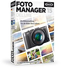 Magix Foto Manager 15 Deluxe (DE) (Win) (Box)