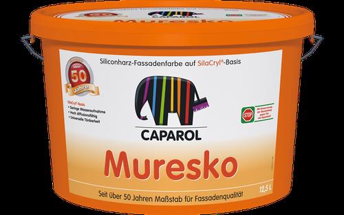 caparol muresko silacryl wei 12 5 l g nstig online kaufen. Black Bedroom Furniture Sets. Home Design Ideas