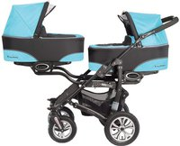 Babyactive Twinny City Blue (01)