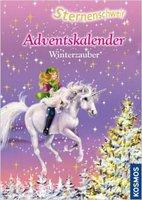 Kosmos Sternenschweif Buch-Adventskalender Winterzauber