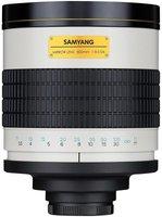 Samyang 800mm MC IF Mirror f/8 (Canon)