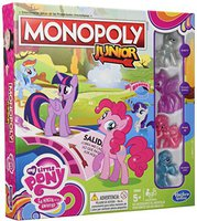 Hasbro Monopoly Junior - My Little Pony (französisch)