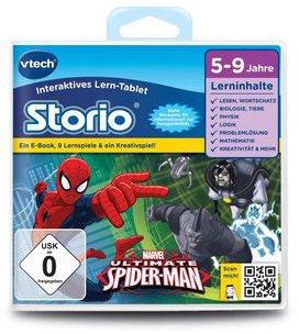 Vtech Storio 2 - Lernspiel der Ultimative Spider-Man