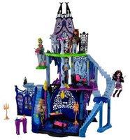 Mattel Monster High Freaky Fusion Katakomben Spielset (BJR18)