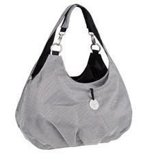 Lässig Shoulder Bag Goldlabel silver