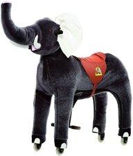 Animal Riding Elefant Sultan groß