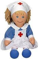 Spiegelburg Stoffpuppe Tessie als Krankenschwester