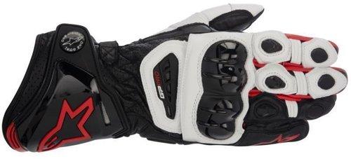 Alpinestars GP-Pro Glove schwarz/weiß/rot