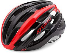 Giro Foray Red Black