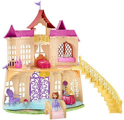 Mattel Disneys Sofia die Erste - Sprechendes Schloss