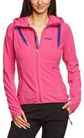 Bergans Sandoya Lady Jacket Hot Pink / Ink Blue