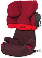 Cybex Solution X2-fix Rumba Red