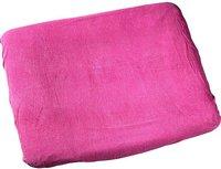 Odenwälder Frotteebezug für Wickelauflage Pink 75 x 85 cm