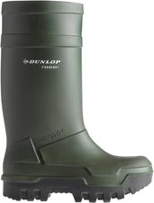 Dunlop Boots Purofort Thermo+ Full Safety green