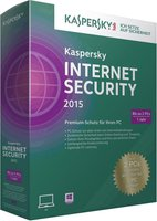 Kaspersky Internet Security 2015 (2 User) (1 Jahr) (DE) (Win) (Box)