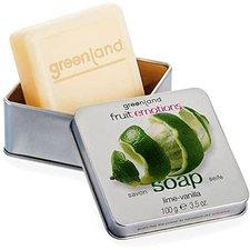 Greenland Fruit Emotions Lime Vanilla Hand Soap (100 g)