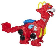 Hasbro Playskool Heroes Transformers Rescue Bots Heatwave The Rescue Dinobot (A7027)