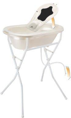 Rotho-Babydesign Badelösung Top mit Badewannenständer