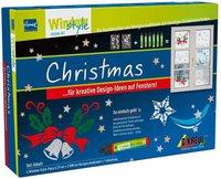 C. Kreul Home Design Window Style Design-Pen-Set Christmas