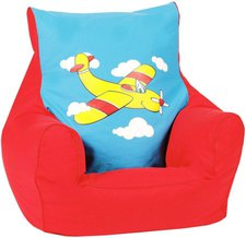Knorr-Baby Mini-Sitzsack - Flieger