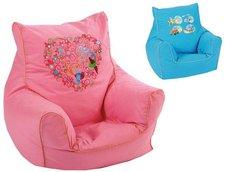 Knorr-Baby Mini-Sitzsack - Bird-Flowers
