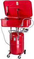 Dema Mobiles Teilewaschgerät 65 l mit Pressluft (24435)