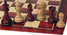 Weible Spiele Schachfiguren Staunton KH102