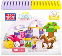 Mega Bloks Junior Builders - Hübscher Ponyhof (7156)