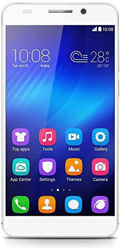 Huawei Honor 6 Weiß ohne Vertrag