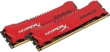Kingston HyperX Savage 16GB Kit DDR3-2400 CL11 (HX324C11SRK2/16)