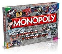 Winning Moves Monopoly - Transformers (englisch)