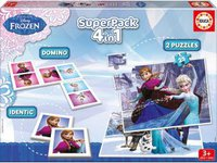 Educa Frozen Superpack 4in1