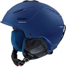Uvex P1us Pro cobalt met/white