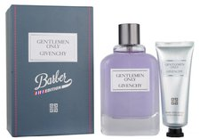 Givenchy Gentlemen Only Barber Edition Set (EdT 100ml + AS 30ml)