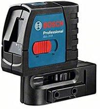 Bosch GLL 2-15 Professional (mit Baustativ, Tasche)
