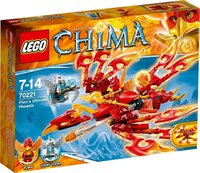 LEGO Legends of Chima - Flinxs Ultimate Phoenix (70221)