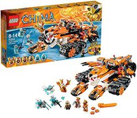 LEGO Legends of Chima - Mobile Kom­man­do­zen­tra­le der Tiger (70224)