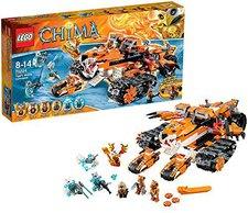 LEGO Legends of Chima - Mobile Kommandozentrale der Tiger (70224)