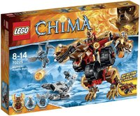 LEGO Legends of Chima - Blad­vics Groll­bär Mech (70225)