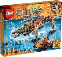 LEGO Legends of Chima - Bladvics Bear Mech (70227)