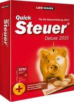 Lexware Quicksteuer Deluxe 2015 (Win)