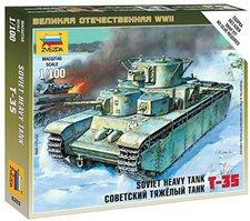 Sirius Soviet Heavy Tank T-35 (6203)