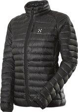 Haglöfs Essens II Q Down Jacket True Black / Magnetite
