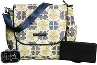Petunia Pickle Bottom Boxy Backpack Classic Copenhagen