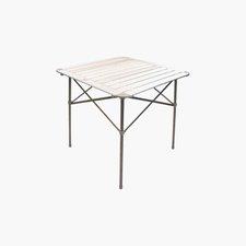 Highlander Aluminium Folding Slat Table