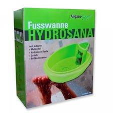 Allgaeu-Line Fusswanne Hydrosana - Grün