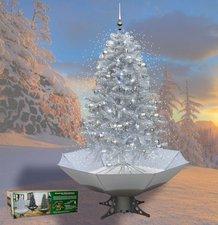 Monopol selbstschneiender Weihnachtsbaum 2 m grün