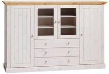 Steens Furniture Ltd Highboard weiß hellbraun (3170390288001F)