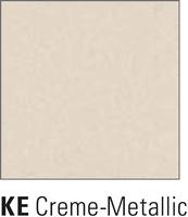 Villeroy & Boch Como Shower (Edelstahl/Keramik-Look) creme-metallic